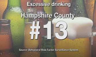 #13) Hampshire County