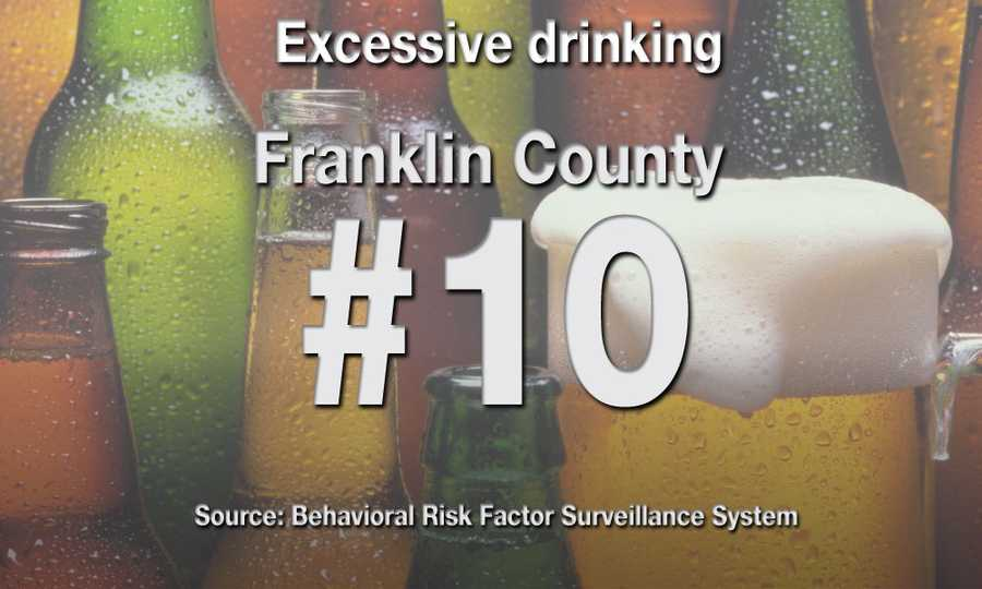#10) Franklin County