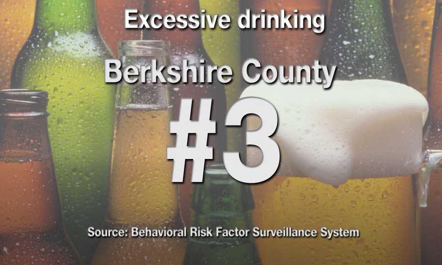 #3) Berkshire County