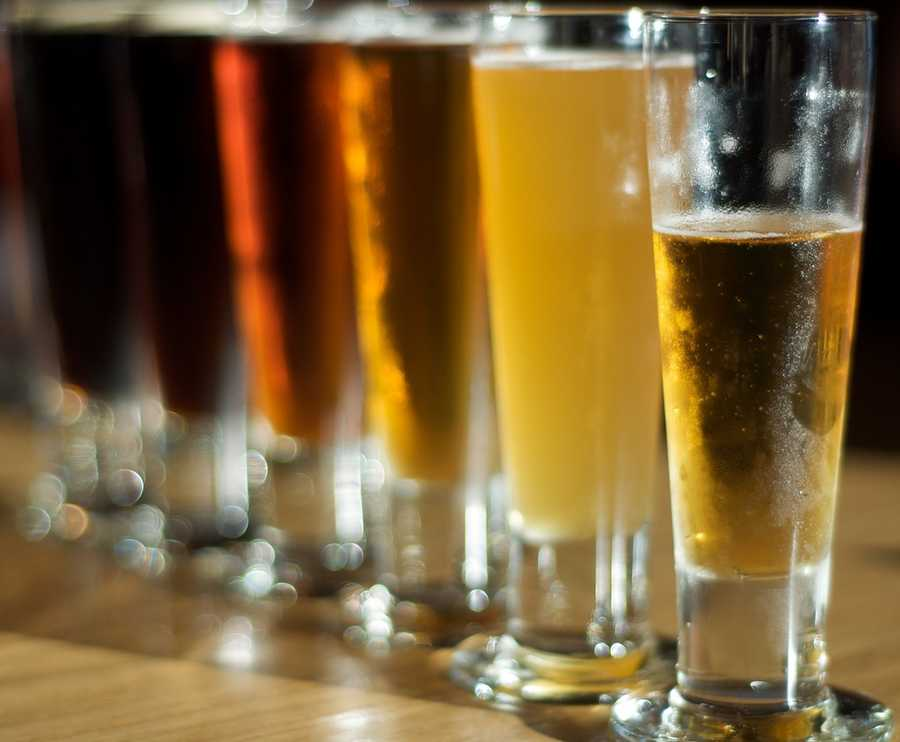 Of the 5,354 people sampled in Plymouth County, 21% were classified as excessive drinkers.