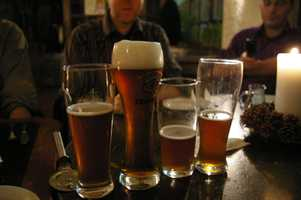 Of the 20,496 people sampled in Middlesex County, 18% were classified as excessive drinkers.