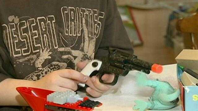 TOY GUN CONTROVERSY
