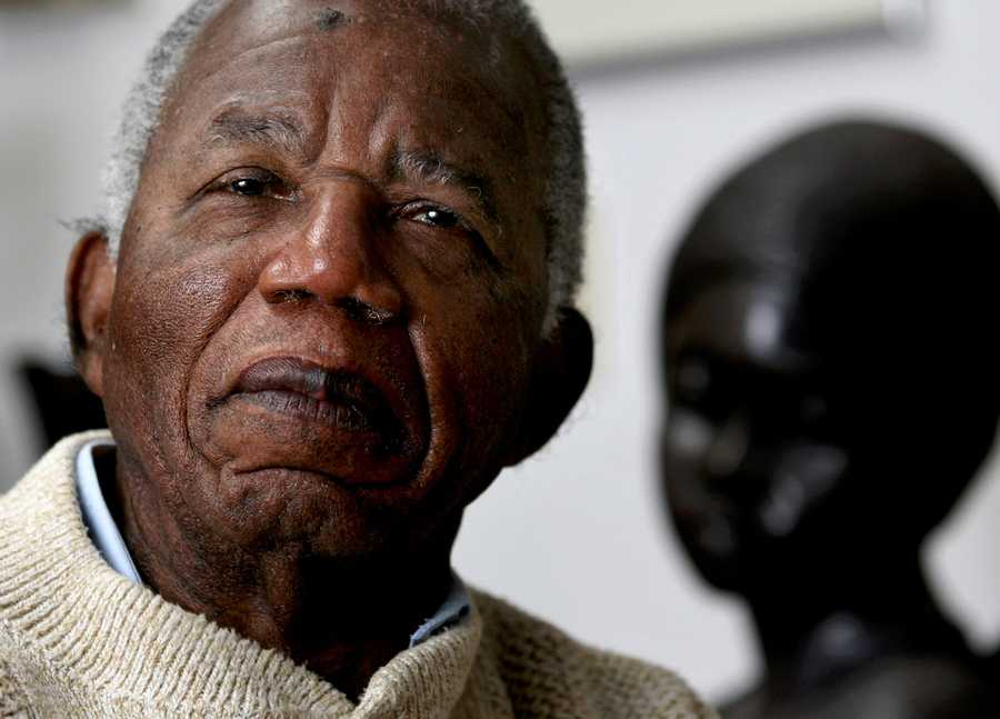 "Chinua Achebe was the internationally celebrated Nigerian author, statesman and dissident who gave literary birth to modern Africa with ""Things Fall Apart."" For decades, Achebe penned novels, stories and essays to rewrite and reclaim the history of his native country. (16 November 1930 – 22 March 2013)"