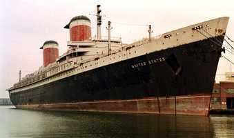 The SS United States is sending out what may be its final distress call.
