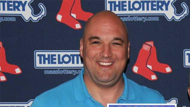 Paul Manganelli Lottery Win