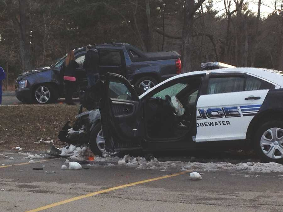 The crash happened near 319 Manley St. at around 5:30 p.m., The Enterprise reported.