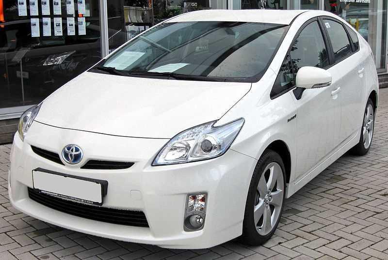 Toyota Prius or Prius V