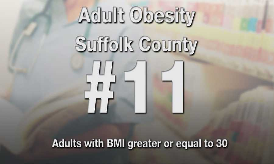 #11) Suffolk County