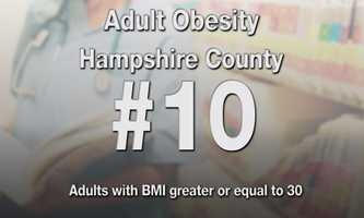 #10) Hampshire County