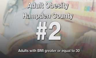 #2) Hampden County