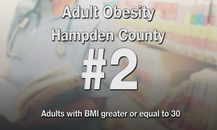 #2) Hampden County