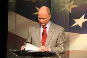 Republican candidate Dan Winslow