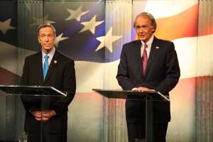 Congressmen Stephen Lynch and Ed Markey debate