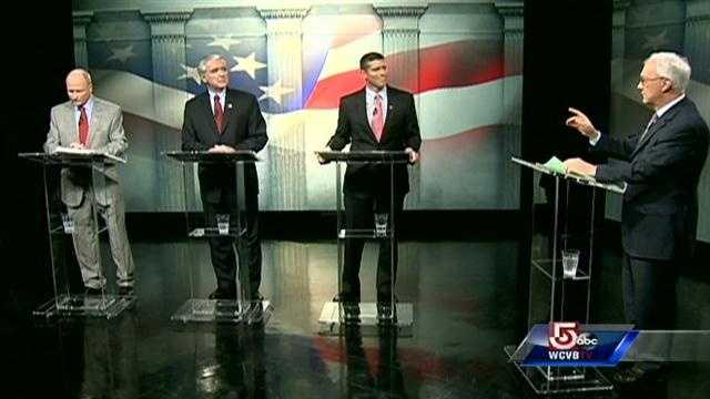 Republican candidates debate: Part 2