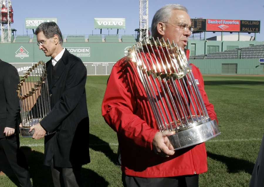 The Sox also went on to win the World Series in 2007.