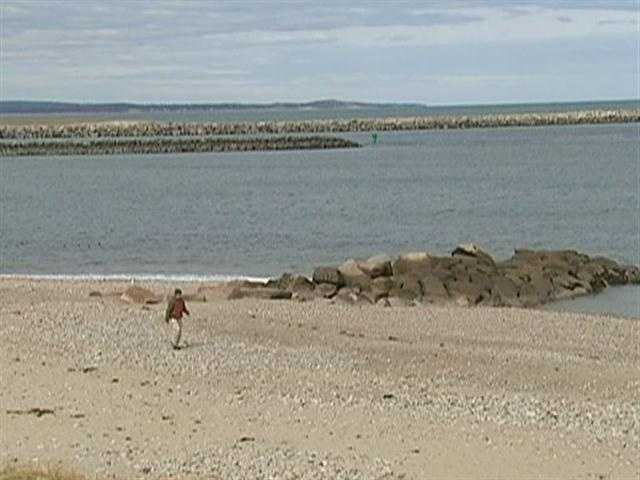 Even areas like Cape Cod Bay can see significant erosion occurrences.