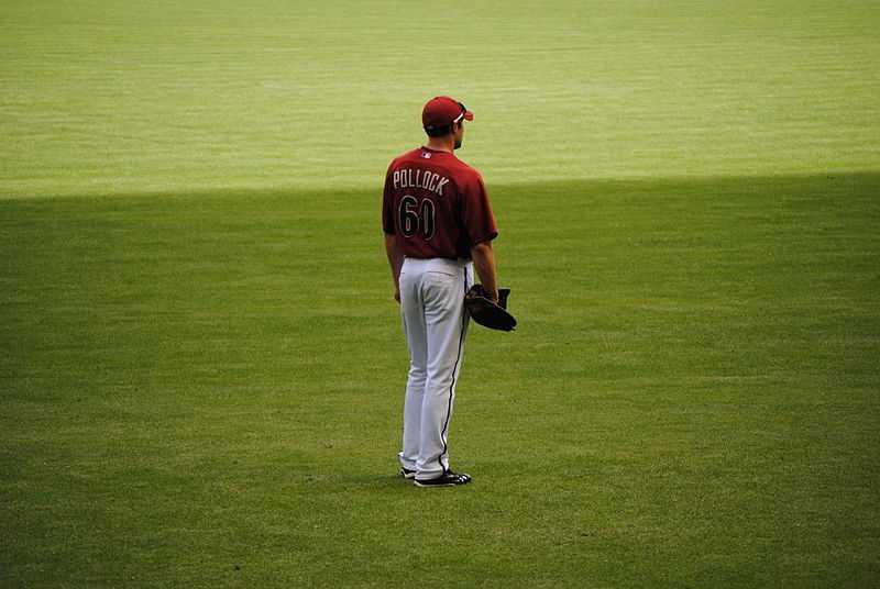 Arizona Diamondbacks center fielder A.J. Pollock was born Dec. 5, 1987, in Hebron, Conn. He made his major league debut on April 18, 2012.