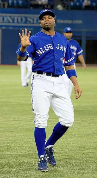 Toronto Blue Jays left fielder Rajai Davis was born Oct. 19, 1980, in Norwich, Conn. He made his major league debut on Aug. 14, 2006.