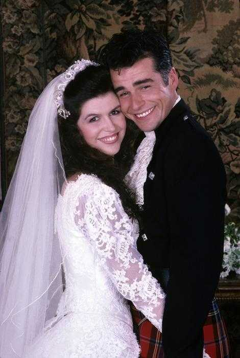 Anna and Duke were one of the biggest supercouples of the 80s!
