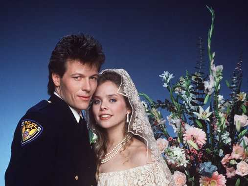 Frisco falls in love with an Aztec princess, Felicia Cummings, and they wed in 1986.