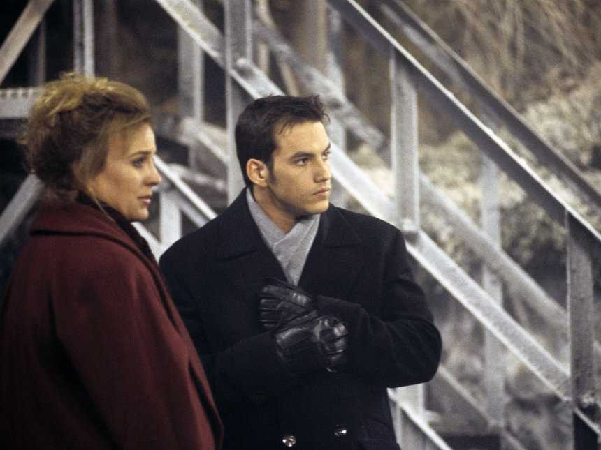 Laura's long lost son, Nikolas Cassadine, comes to Port Charles as Lulu's bone marrow donor in 1996.