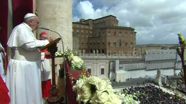 Pope Francis on Easter