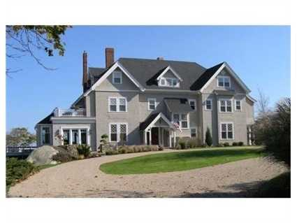 365 Jerusalem Road is on the market in Cohasset for $4.95 million.