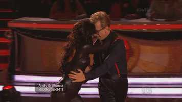 """""""It's like revenge of the nerd,"""" said Bruno Tonioli. """"Andy, you are keeping up,"""" said Carrie Ann Inaba."""