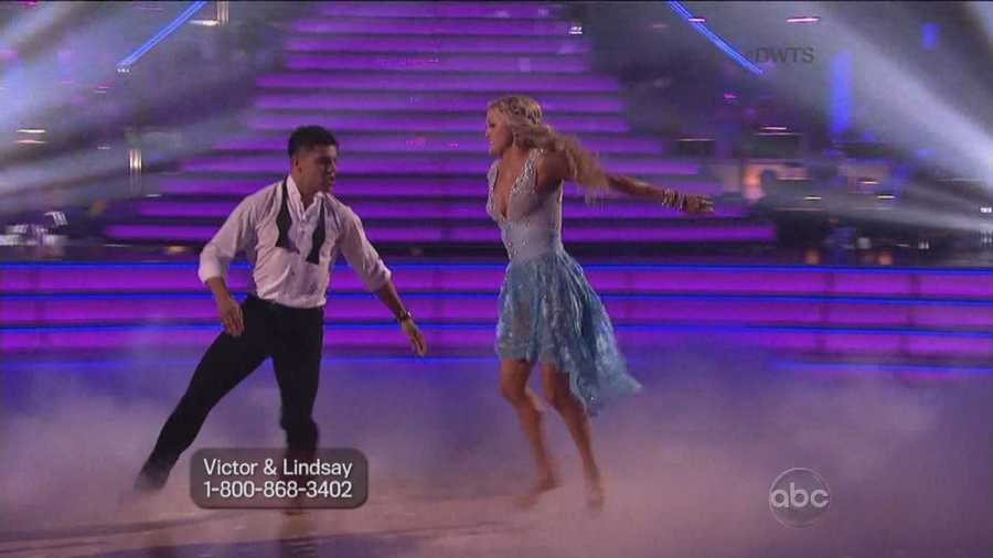 Contemporary often brings out the elegant dances, and this is no exception.