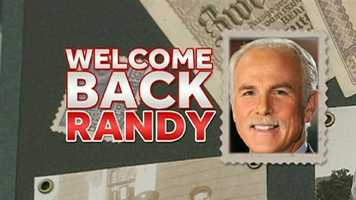 NewsCenter 5's EyeOpener team had fun with Randy Price this morning on his return to the newscast after a couple of weeks off.