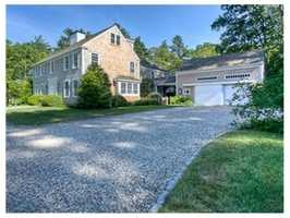 46 Cedar Point is on the market n Norwell for $2.27 million.