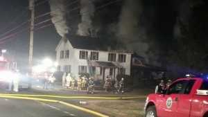 Whately Fatal Fire