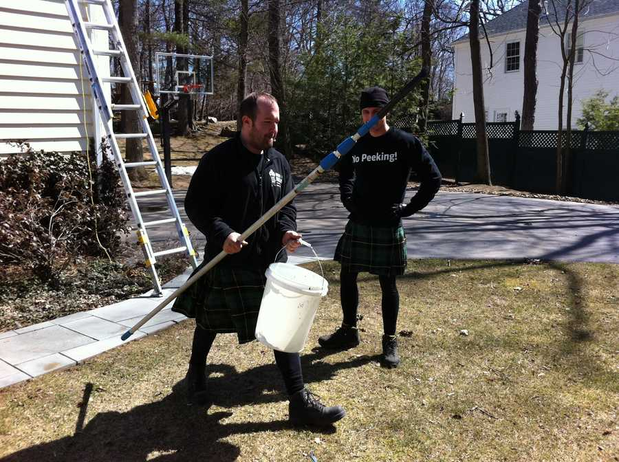 Men in Kilts is a Canadian company, and Briggs bought the first local franchise in November.