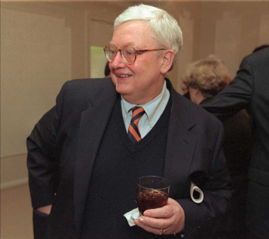 Roger Ebert was known for his thumbs-up, thumbs-down TV reviews that influenced moviegoers across the nation.  Ebert started as a film critic for the Chicago Sun-Times in 1967. In 1975 he became the first movie reviewer to get the Pulitzer Prize for criticism. (June 18, 1942 – April 4, 2013)