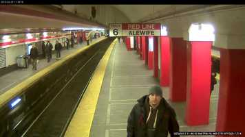 Transit police are looking for man who took a $4,000 flute that was mistakenly left behind by a Red Line passenger last week.