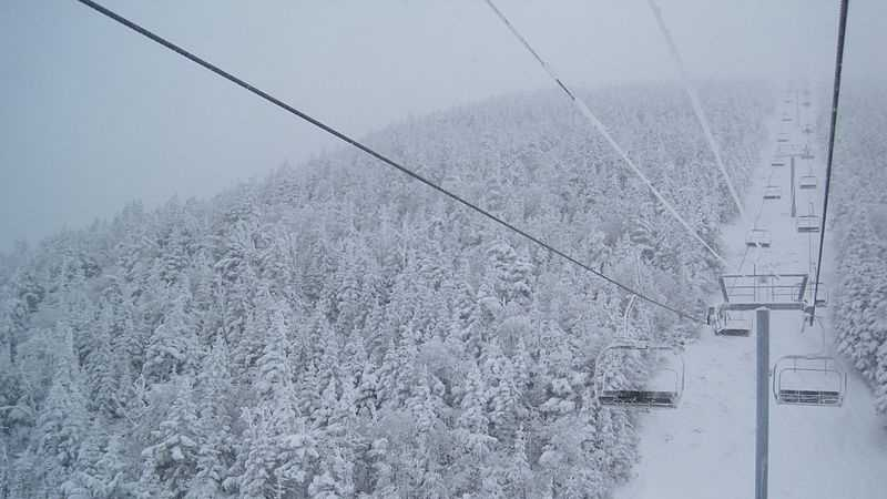 Sugarbush Ski Resort