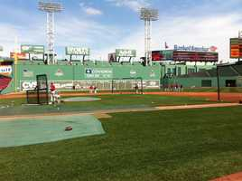 This park will be filled up for the home opener, but even Red Sox brass admit that the sellout streak will end -- possibly as early as this month.