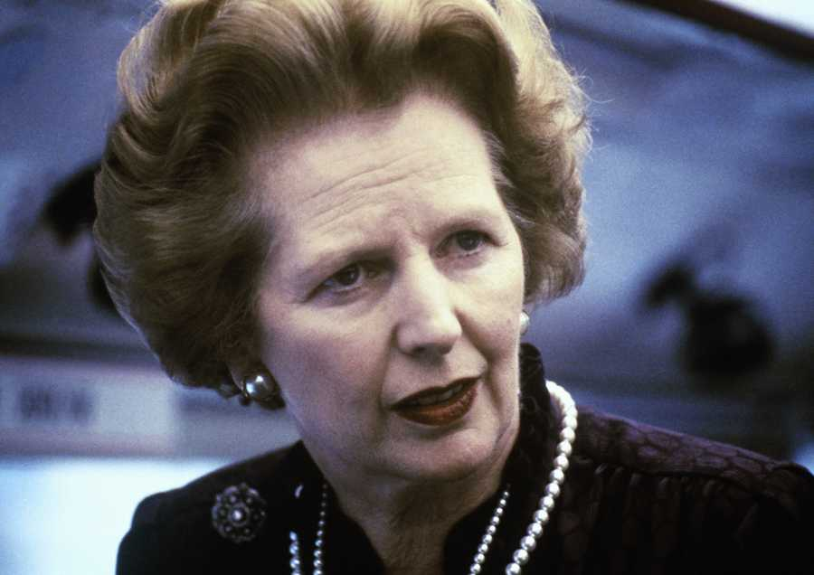 Love her or loathe her, one thing's beyond dispute: Margaret Thatcher transformed Britain. The Iron Lady, who ruled for 11 remarkable years, imposed her will on a fractious, rundown nation - breaking the unions, triumphing in a far-off war, and selling off state industries at a record pace.  (13 October 1925 – 8 April 2013)