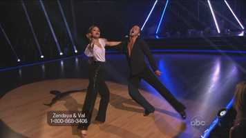 "Tonioli said Zendaya had true star power, adding that her samba was fearless, cool, hip and slick. ""Every kid that watches you wants to go out and dance like you do,"" he said. Zendaya earned 26 points."
