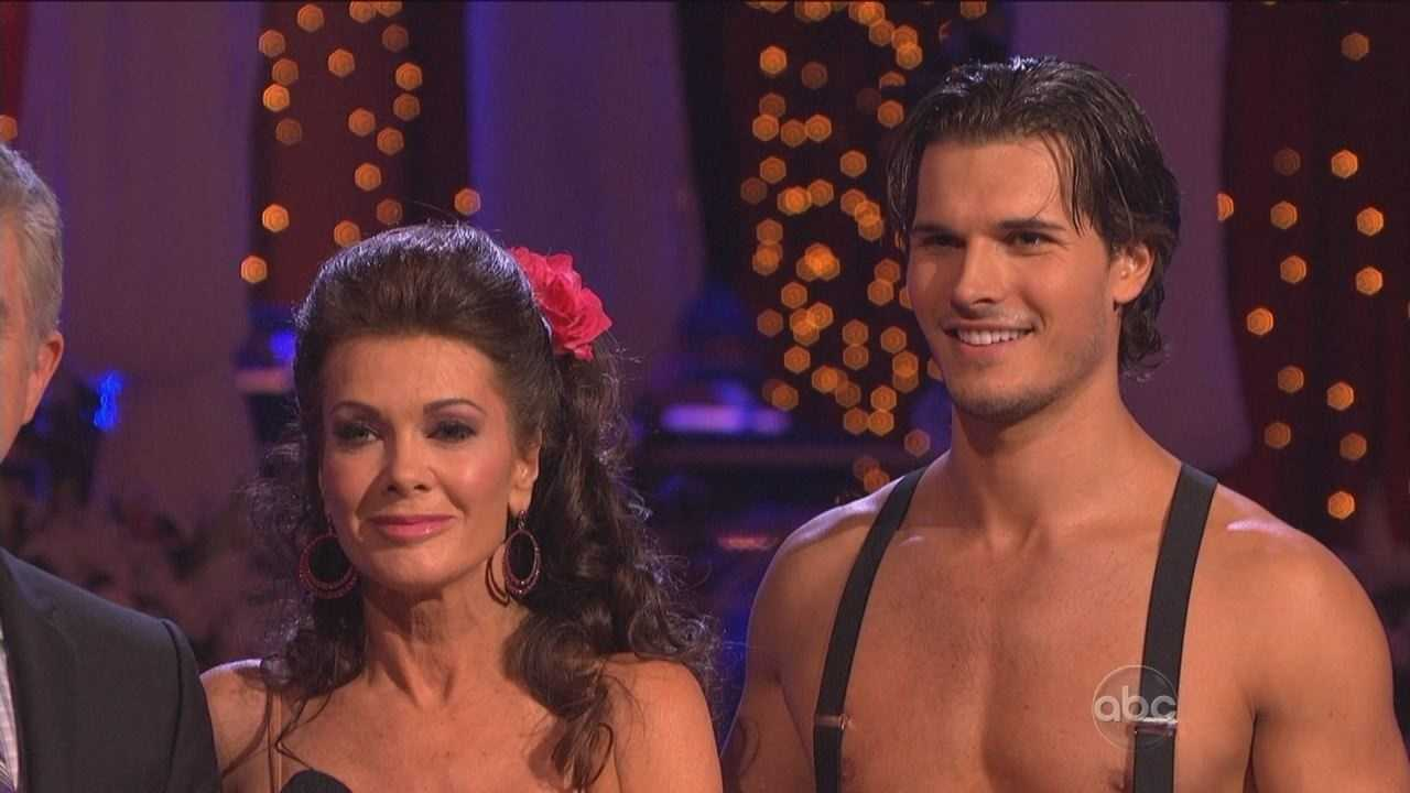 Judges awarded Vanderpump 18 points.