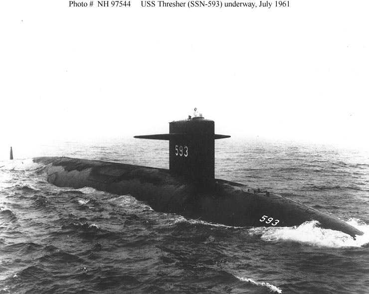 The loss led to the implementation of a rigorous submarine safety program known as SUBSAFE.
