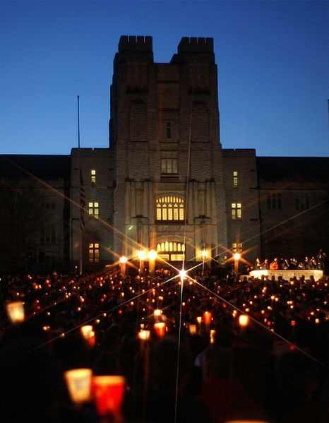 April 16, 2007: The Virginia Tech massacre was a school shooting that took place on the campus of Virginia Polytechnic Institute and State University in Blacksburg.