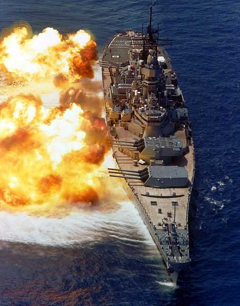 April 19, 1989: A gun turret explodes on the USS Iowa, killing 47 sailors.