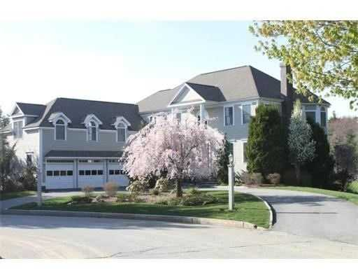 The home is located at 40 Macmillan Drive in Concord