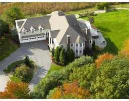 The home has a 4-car garage.