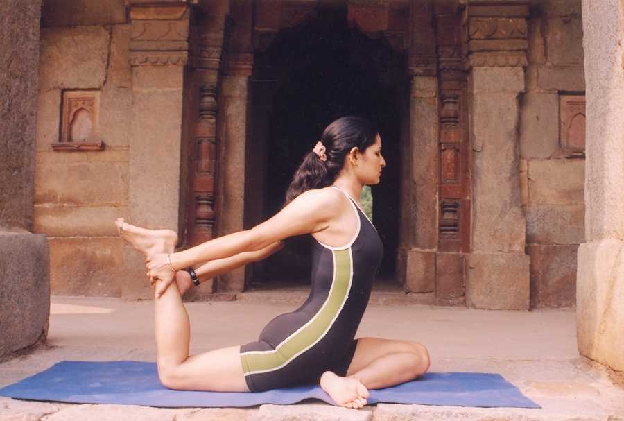 New research finds regular yoga practice may reduce the inflammation and stress that speed skin aging.