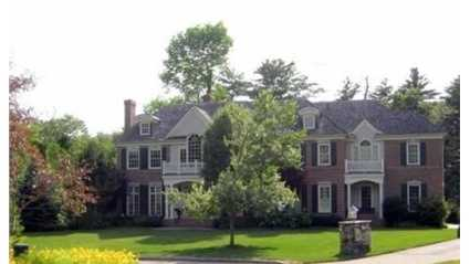 3 Stonefield Lane is on the market in Wellesley for $4.39 million.
