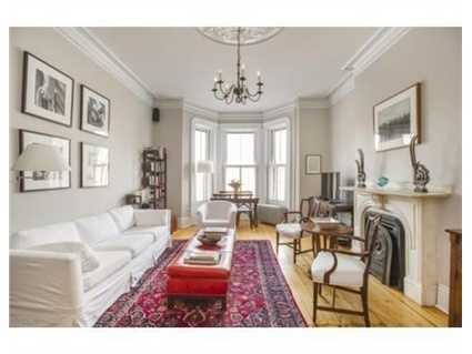 42 Dartmouth Street is on the market for $2.5 million.