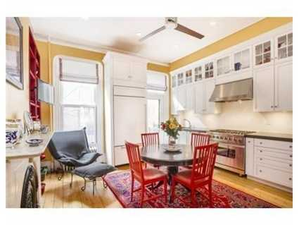 It's a two-family home steps from Copley Place!