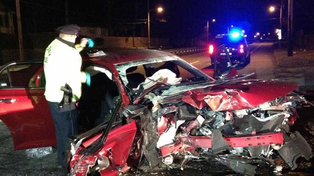 Wellesley crash